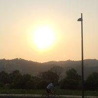 Photo taken at 광나루한강공원 토끼굴입구 by Karina L. on 6/9/2015