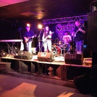 Photo taken at Sandy's Clam Bar by Stephanie R. on 5/2/2014