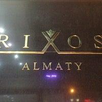 9/23/2012 tarihinde Sha D.ziyaretçi tarafından Rixos Almaty'de çekilen fotoğraf