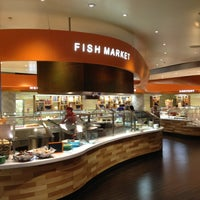 Photo taken at The Buffet at ARIA by Bryan K. on 5/22/2013