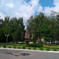 Photo taken at Sumy State University by Anton P. on 5/28/2013