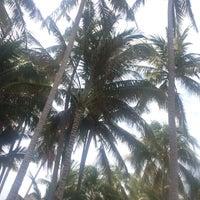 Photo taken at Playa El Zonte by CeSaints on 8/1/2015