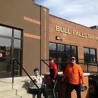 Photo taken at Bull Falls Brewery by Scott B. on 4/26/2014