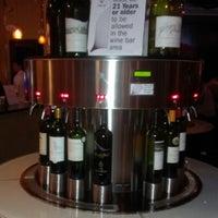 Photo taken at Amuse Wine Bar by Leila P. on 12/27/2012