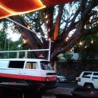 Photo taken at La Santa Bar by Luis A. on 9/30/2012