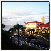 Photo taken at The King And Prince Beach & Golf Resort by Victoria E. on 4/23/2013