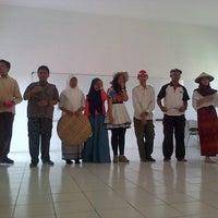 Photo taken at SMAN 1 Tambun Selatan by Silka A. on 5/22/2014
