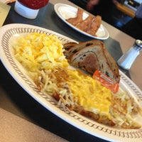 Photo taken at Waffle House by Melissa T. on 7/17/2013