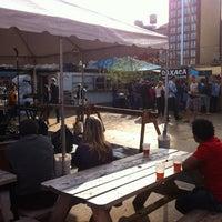 Photo taken at Dekalb Market by Greg P. on 9/30/2012