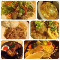 Photo taken at Steak - Kun,bangsean,chonburi by Enough S. on 8/25/2014