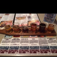 Photo taken at Carolina Brewery by Andrew S. on 10/24/2013