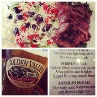 Photo taken at Golden Valley Brewery by Erik T. on 1/4/2013