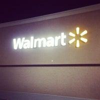 Photo taken at Walmart Supercenter by Erik T. on 8/17/2013