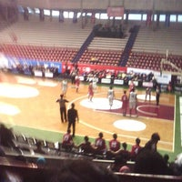 Photo taken at Sritex Arena by Yoga D. on 3/17/2013