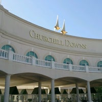 Photo taken at Churchill Downs by Al S. on 4/23/2013