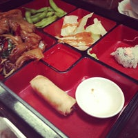 Photo taken at Zenna Thai & Japanese by Dallas Food N. on 7/23/2013