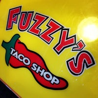 Photo taken at Fuzzy's Taco Shop by Dallas Food N. on 2/23/2013