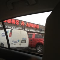 Photo taken at Guns and Ammo by Julia S. on 1/9/2013