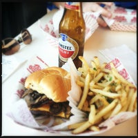 Photo taken at Dickie Jo's Burgers by Earl M. on 8/4/2013