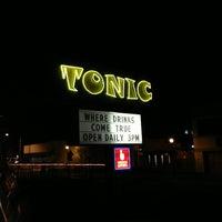 Photo taken at Tonic Lounge by LLCoolShaun on 3/31/2013