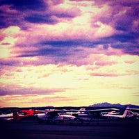 Photo taken at Centennial Airport (APA) by Emily S. on 6/30/2013