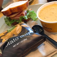 Photo taken at Panera Bread by Susie C. on 7/6/2016
