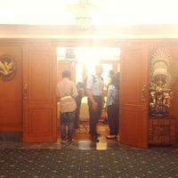 Photo taken at Kementerian Tenaga Kerja dan Transmigrasi RI by Foltrus X. on 7/23/2015