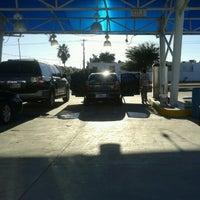 Photo taken at Grandprix Carwash by Paul L. on 2/12/2013