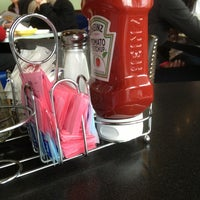 Photo taken at Manayunk Diner by cdubuu on 1/1/2013