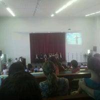 Photo taken at Igreja Adventista da Aldeota by Elano d. on 2/2/2013