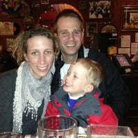 Photo taken at Buca di Beppo by Abby H. on 1/6/2013
