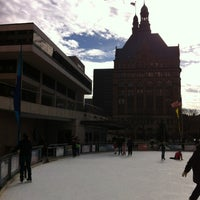 Photo taken at Red Arrow Park by Aaron B. on 1/12/2013