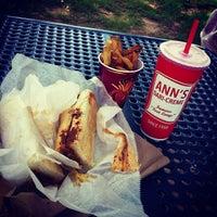 Photo taken at Ann's Dari-Creme by Tommy W. on 6/17/2013