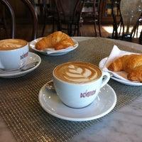 Photo taken at Devotion Cafe Hilton Bogota by Juliana O. on 11/15/2012