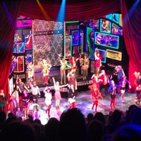 Photo taken at Kinky Boots at the Al Hirschfeld Theatre by Jason J. on 6/1/2013
