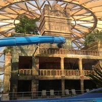 Photo taken at Aquaworld Resort & Spa by Richard S. on 11/4/2012
