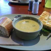 Photo taken at Panera Bread by Brittany P. on 1/13/2013