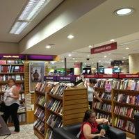 Photo taken at Saraiva MegaStore by Renato L. on 2/20/2013