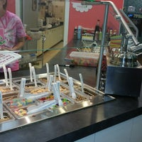 Photo taken at Sweet Frog by Jurcic N. on 6/23/2014