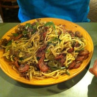 Photo taken at HuHot Mongolian Grill by Sami S. on 2/7/2013