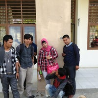 Photo taken at Universitas Lancang Kuning by Denny A. on 1/13/2013