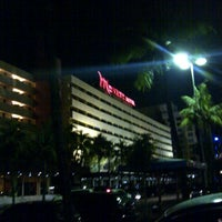 Photo taken at Mercure Hotel by Bintang A. on 1/5/2013
