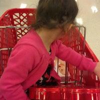 Photo taken at Target by Krystal Y. on 2/14/2013