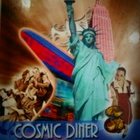 Photo taken at Cosmic Diner by David W. on 6/3/2013