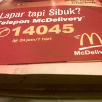 Photo taken at McDonald's by dhedhe c. on 2/22/2013