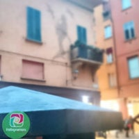 Photo taken at Via D'Azeglio by Vincenzo A. on 3/22/2015
