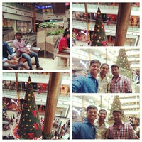 Photo taken at Bangalore Central, Orion Mall by Vignesh A. on 1/12/2015