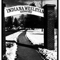 Photo taken at Indiana Wesleyan University by Jordan S. on 1/5/2013