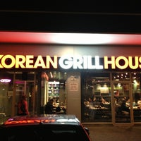 Photo taken at Korean Grill House by Levaughn H. on 1/13/2013