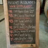Photo taken at Claiborne & Churchill Vintners by Brooks H. on 5/29/2016